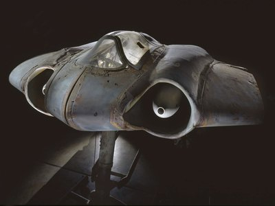 In 1943 the all-wing and jet-propelled Horten Ho 229 promised spectacular performance and the German air force (Luftwaffe) chief, Hermann Göring, allocated half-a-million Reichsmarks to brothers Reimar and Walter Horten to build and fly several prototypes.