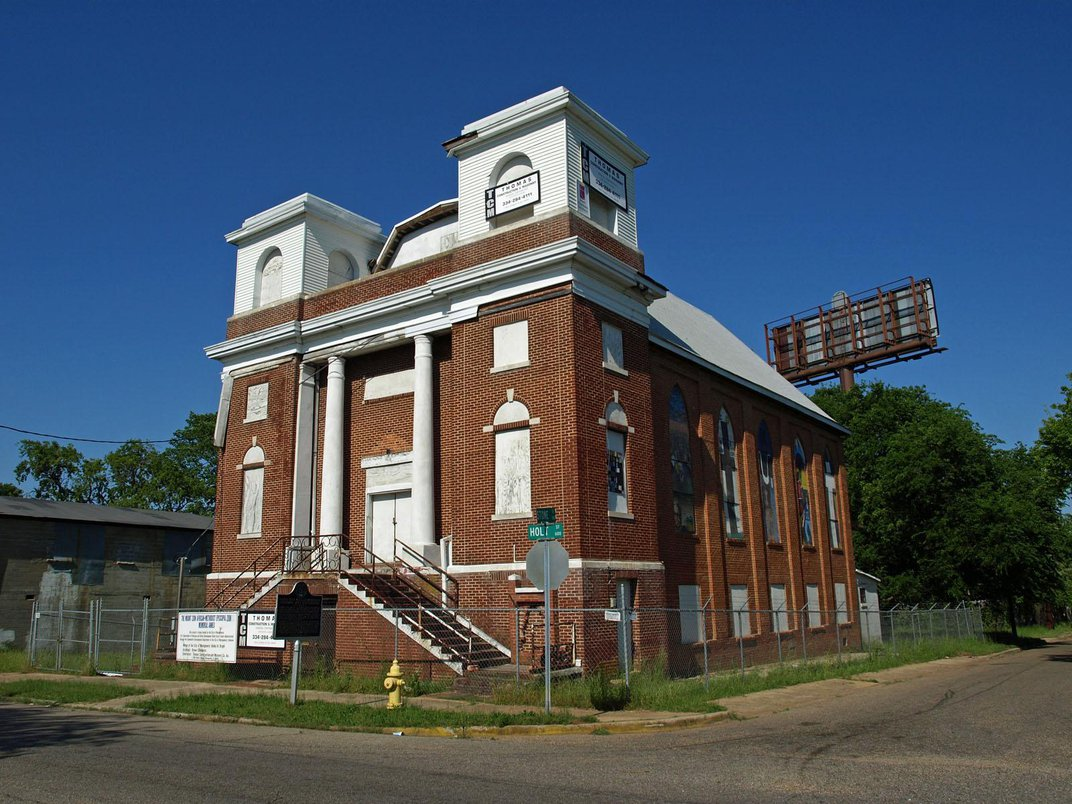 Church Where MLK Launched His Civil Rights Career to Become a Museum
