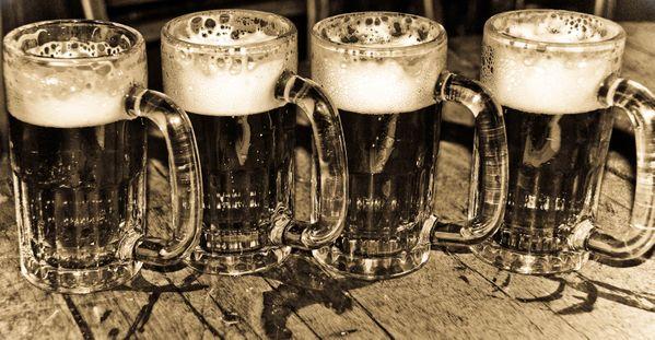 4 Beer Mugs thumbnail