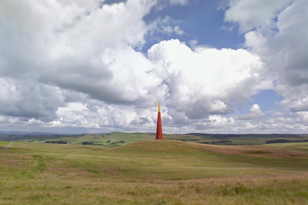 British Aristocrat Commissions 180-Foot Monument Celebrating Elizabeth II's Reign