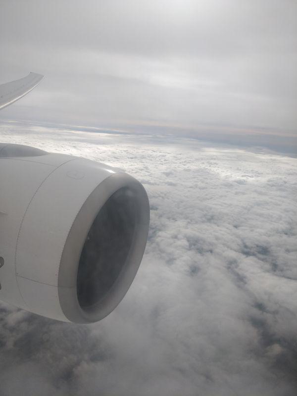 Traveling through Heaven thumbnail