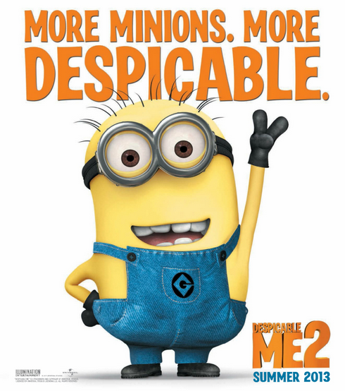 Minions! Did You See How Much a Movie Ticket Might Cost One Day?