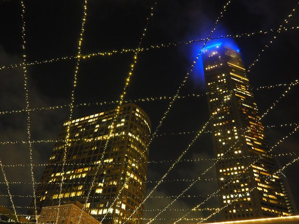 Lights, fog and skyscrapers  thumbnail