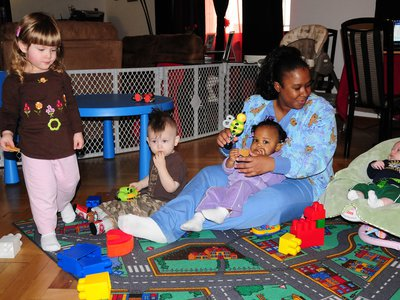 The pandemic has been devastating for both child care workers and families that depend on them.