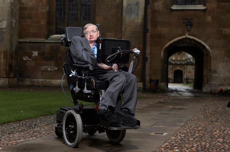 How It All Began: A Colleague Reflects On the Remarkable Life of Stephen Hawking