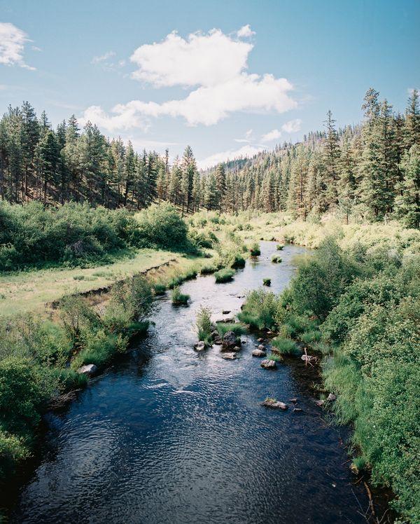 Midday Drive to Quartz Creek, Oregon (ON FILM) thumbnail