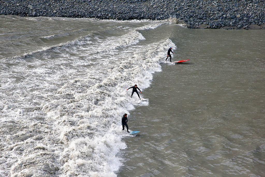 How to Surf Alaska's Bore Tide