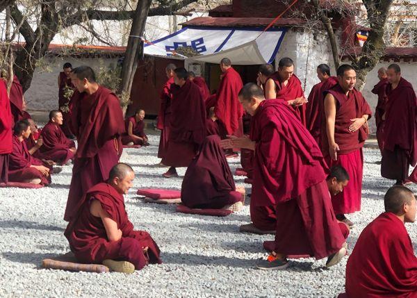 A Buddhist Debate thumbnail