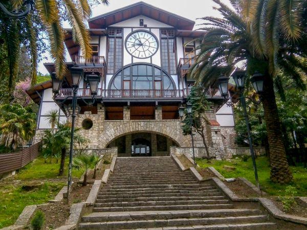 Gagripsh restaurant Abkhazia, Gagra, Staraya Gagra microdistrict thumbnail