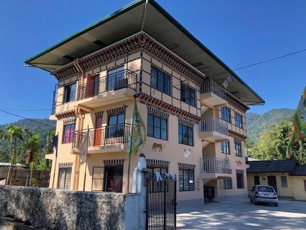 Modern Bhutanese House Construction thumbnail