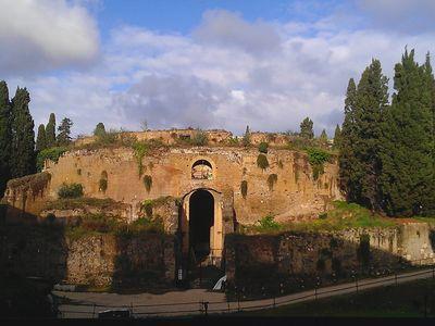 The Mausoleum of Augustus