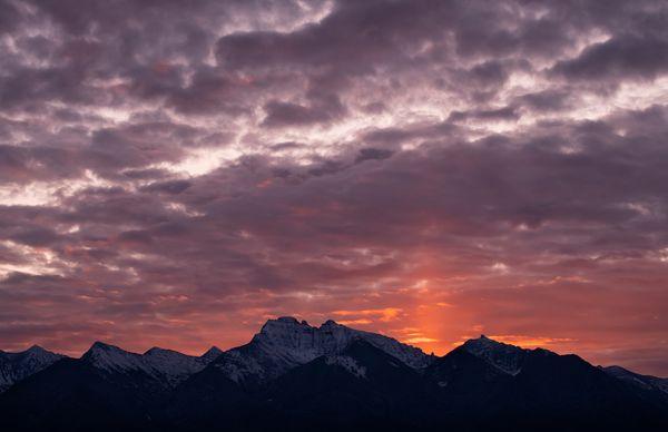 Sunrise Montana thumbnail