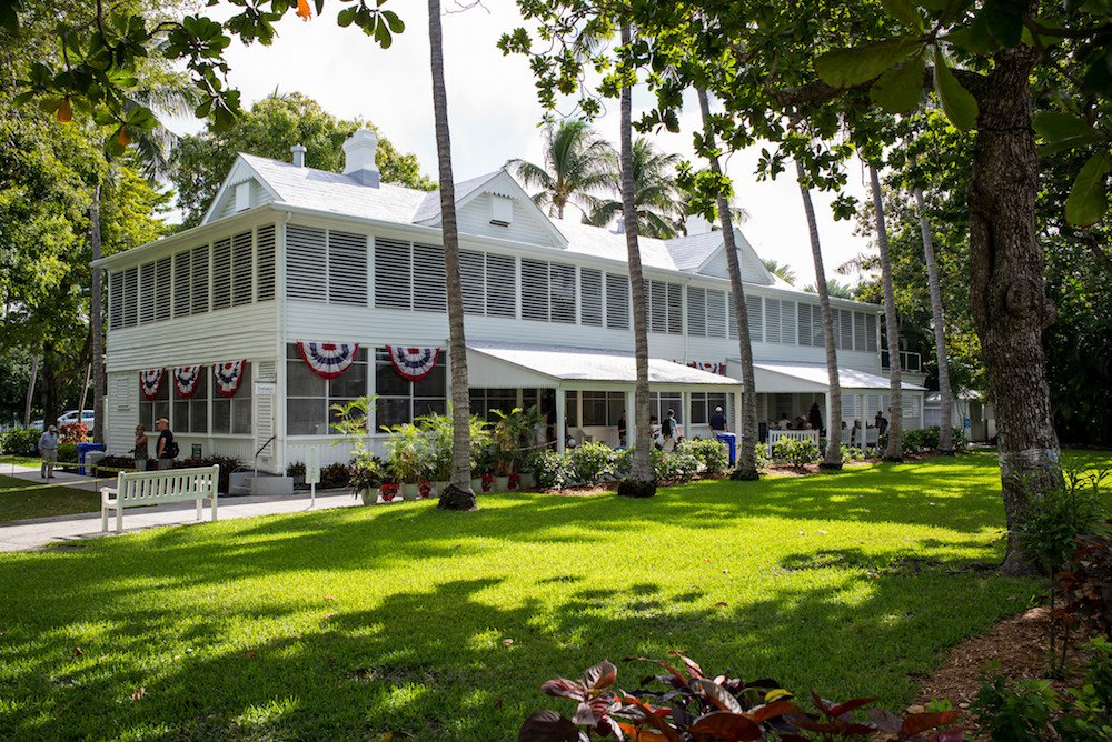 Take a Look Inside These Six Presidential Homes