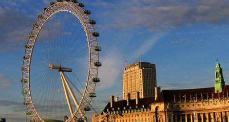 London's a leader among smart cities