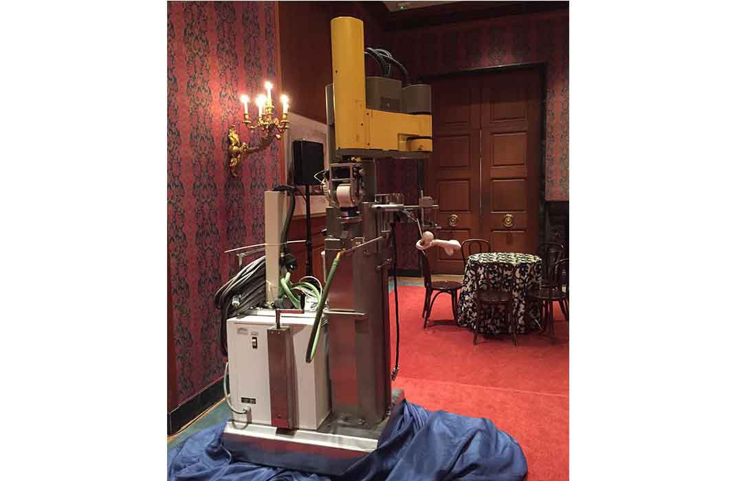 Why This Robotic Medical Device Belongs in a Museum