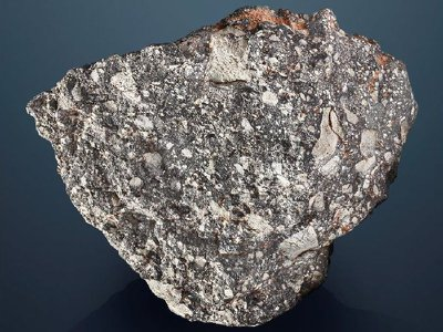 A meteorite found in the Sahara Desert, valued at more than $2.5 million.