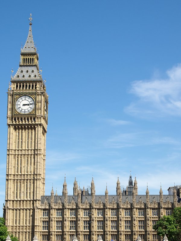 Big Ben and the Houses of Parliament, London, England thumbnail