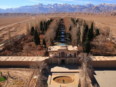 Eleven Persian qanats are being preserved by Unesco.