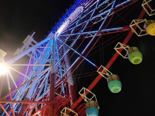 Odaiba Ferris wheel thumbnail