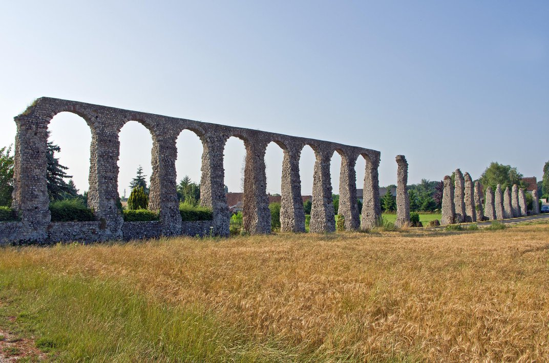 Ancient Roman Water Networks Made the Empire Vulnerable