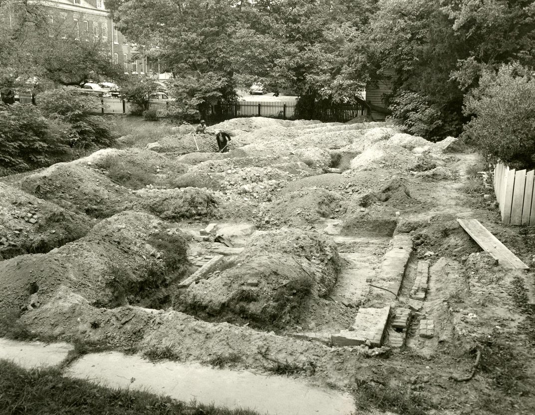 Archaeologists Unearth Foundations of One of the Nation's Oldest Black Churches