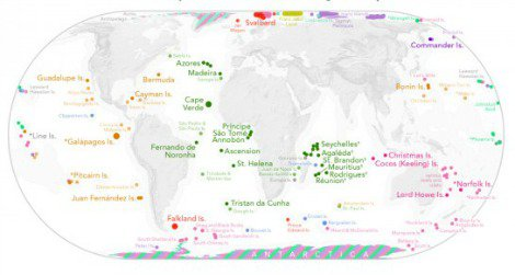 Discoveries by European