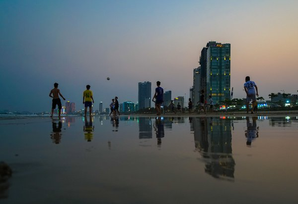 Beach Football thumbnail