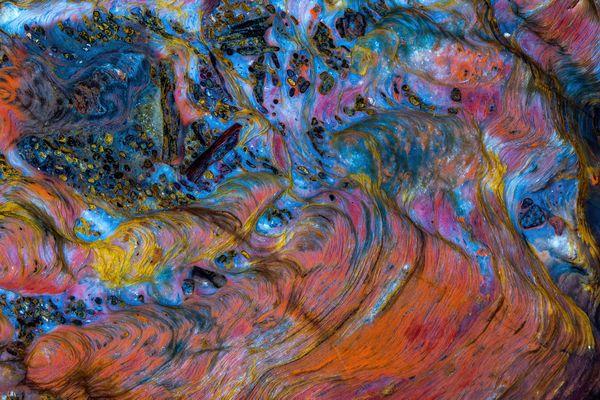 Mary Ellen jasper stromatolite thumbnail