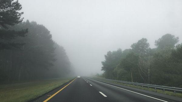 Foggy Freeway thumbnail