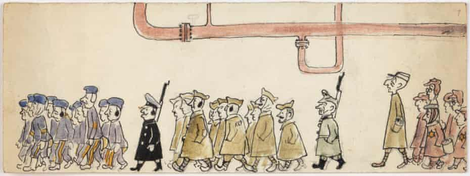 Drawing on Their Escapes From the Nazis, These Artists Became Celebrated Cartoonists