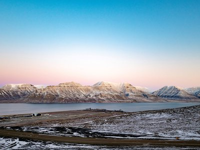The cold and isolation of the Svalbard archipelago helps preserve the Arctic World Archive's contents.