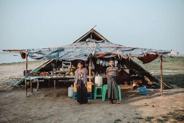 Young Burmese Vendors thumbnail