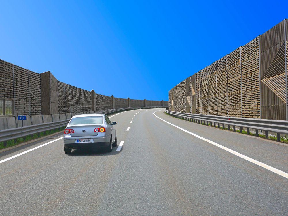 roadside barrier