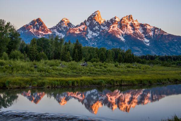 Grand Teton Reflection thumbnail