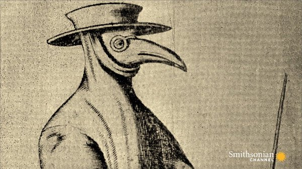 Preview thumbnail for Why Plague Doctors Wore Strange Masks