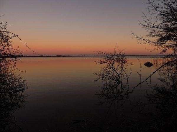 Rhode Island sunset thumbnail