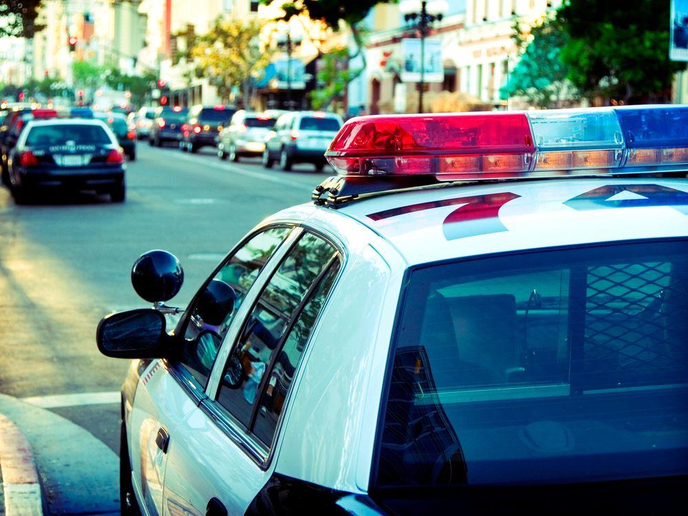 City Police Car
