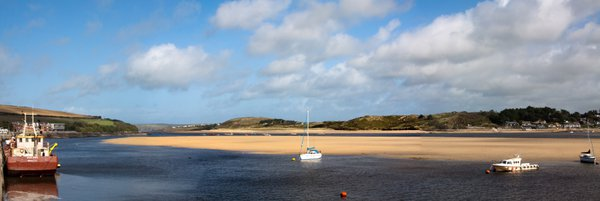 Padstow Bay from the Harbour thumbnail
