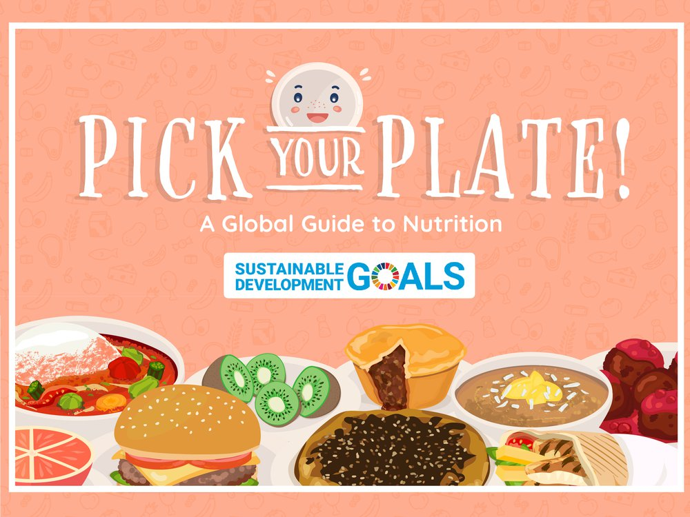 Image from Pick Your Plate! A Global Guide to Nutrition (Smithsonian Science Education Center)