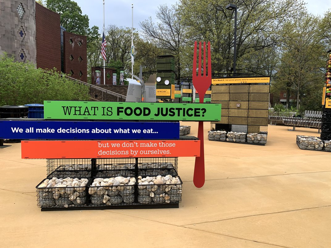In a City Flush With Power and Wealth, D.C.'s Ward 8 Faces Food Inequity