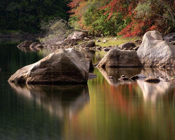 Autumn in Long Pond thumbnail