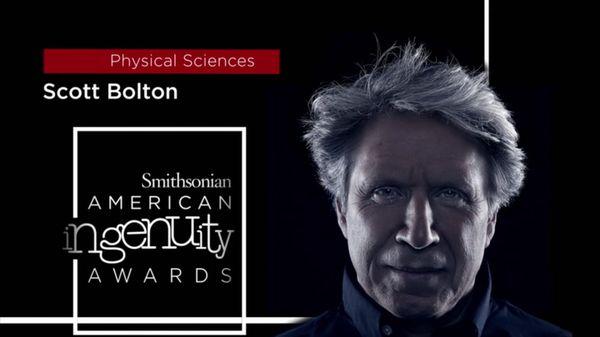 Preview thumbnail for Smithsonian Ingenuity Award Winner: Scott Bolton