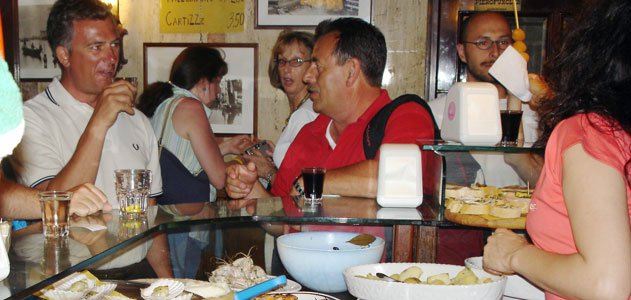 Venice Italy pub crawl