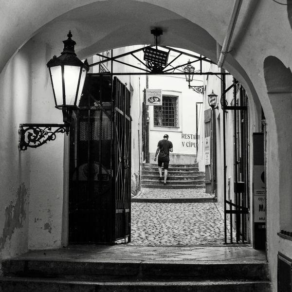 Old Town Study VII thumbnail