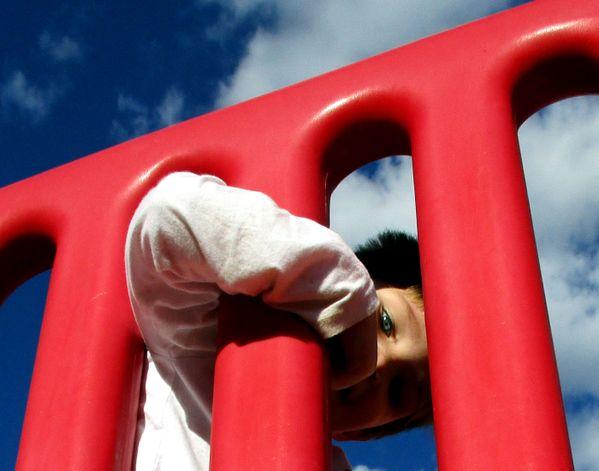 Boy on the playground thumbnail