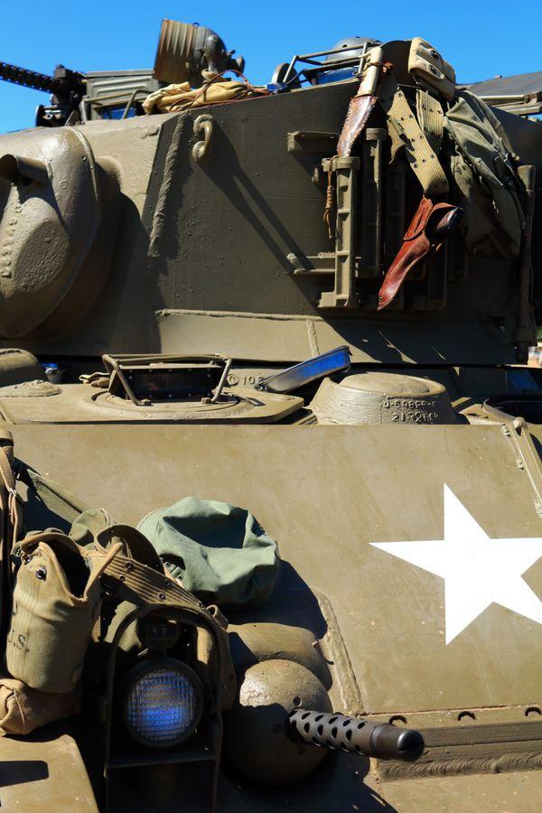 An M4 Sherman Tank thumbnail