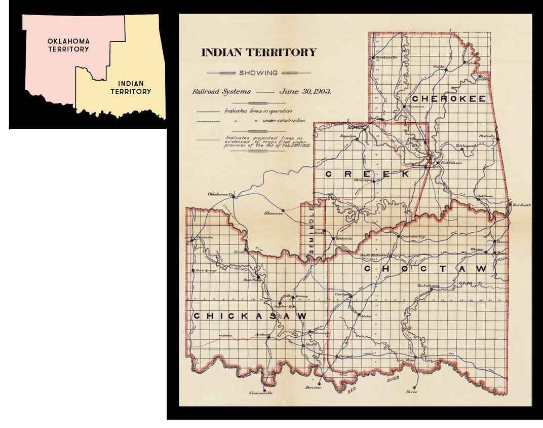 The Unrealized Promise of Oklahoma