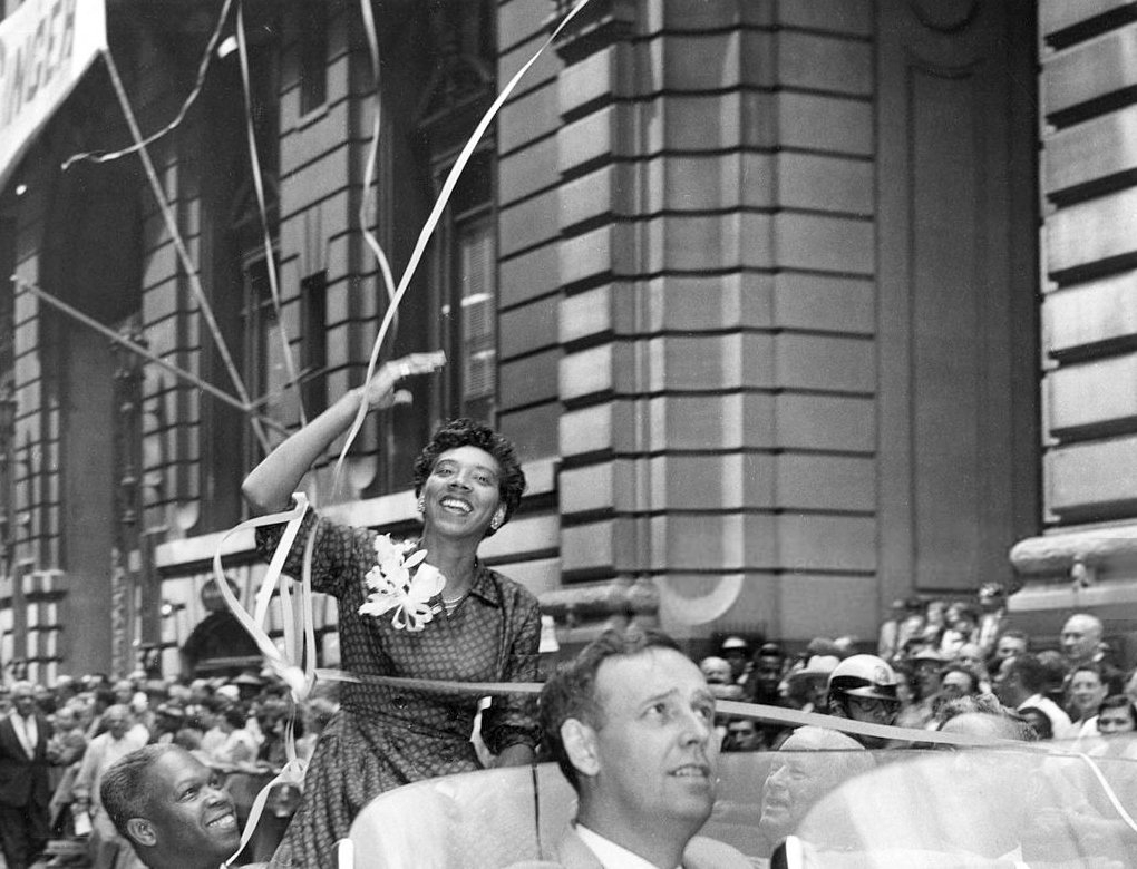 Sixty-Five Years Ago, Althea Gibson Broke the Color Line at the French Open