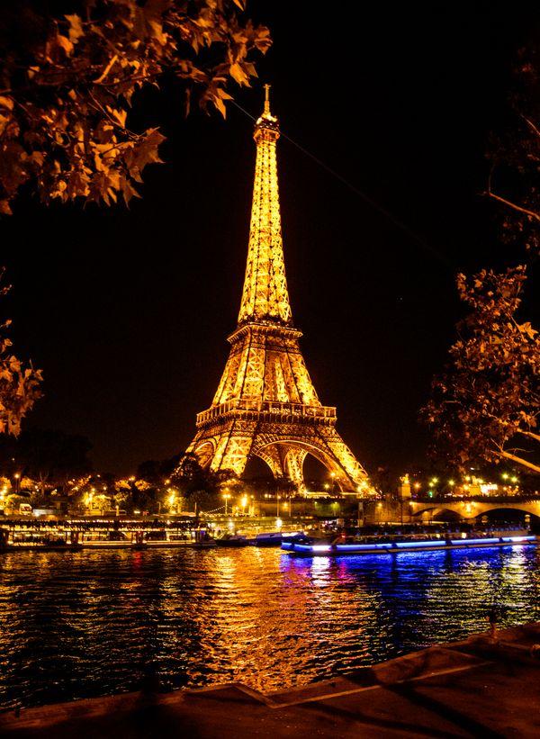 Eiffel Tower Night 2 thumbnail