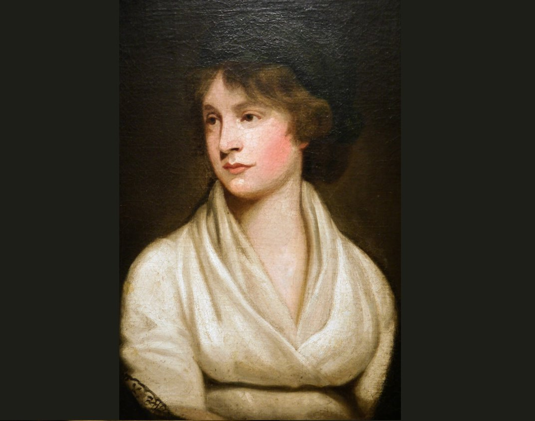 Nude Statue Honoring 'Mother of Feminism' Mary Wollstonecraft Sparks Controversy